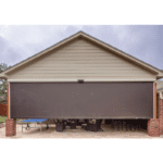 Roll Up Solar Screens by Texas Sun & Shade